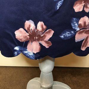 Charlotte Russe Dresses - Charlotte Russe Off the Shoulder Floral Dress